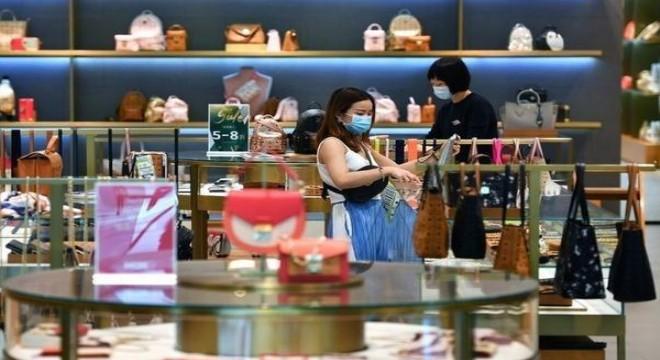 Çin'de perakende satışlar yüzde 25.7 oranında artış gösterdi