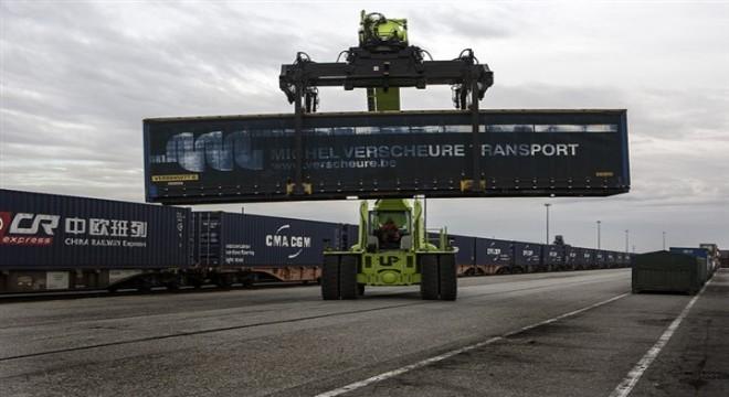 Çin-AB ticaret hacmi 600 milyar dolar sınırına dayandı