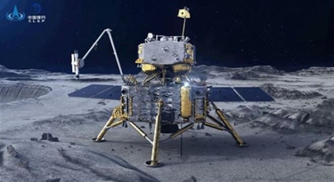 Çin, Ay'dan getirilen örnekleri 13 ayrı kurumla paylaştı