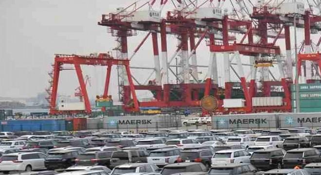 Çin, yılın ilk yarısında 828 bin otomobil ihraç etti