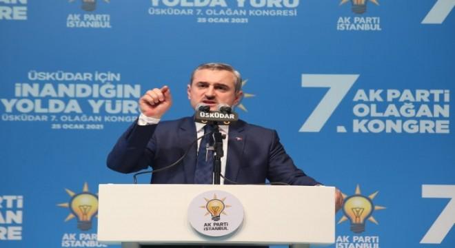"""Şenocak: """"CHP'li İBB Başkanı 1,5 Yılda 10 Binin Üzerinde Yeni Araç Kiraladı"""""""