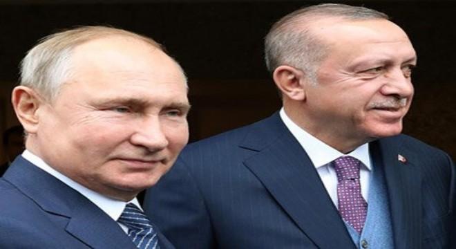 Putin'e bilgi yüklü hediye