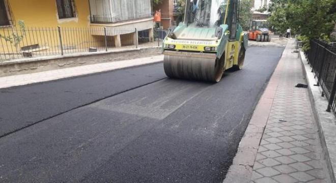 51 mahalleye 34 bin ton asfalt