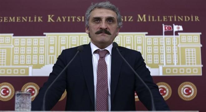 AK PARTİ Milletvekili Çamlı İmamoğlu'na yüklendi