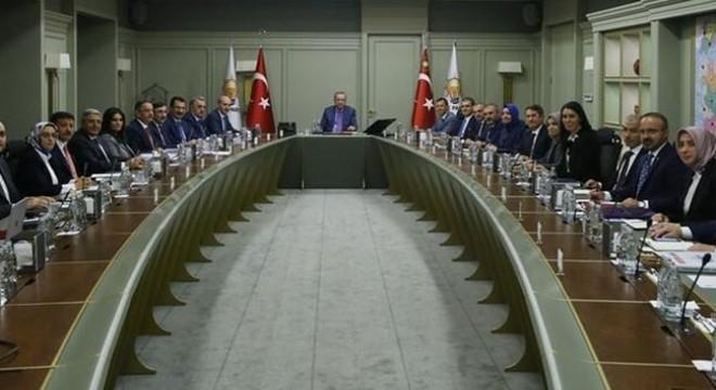 AK Parti MYK toplantısı sonrası önemli açıklamalar...