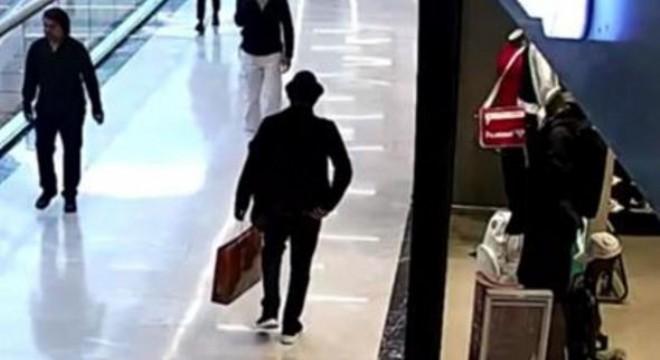 AVM soyguncuları yakalandı