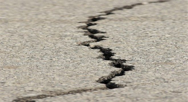 Aksaray'da 3.9 büyüklüğünde deprem