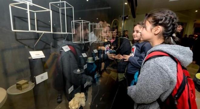 Altındağlı gençlerden müze turu