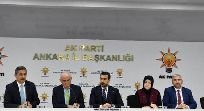 Ankara'ya da İstanbul modeli