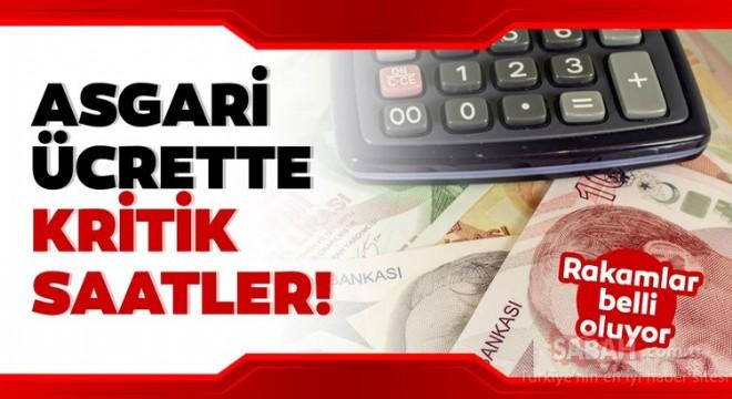 Asgari ücret son dakika haberi! 2020 Asgari ücret zammı oranı belli oldu mu, ne zaman açıklanacak?