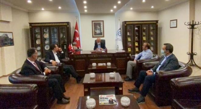 Aydemir'den ticarette 'Erzurum Ekolü' vurgusu