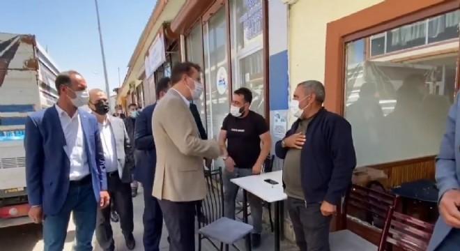 Aydemir: 'Erzurum için değer üretenlere minnettarız'