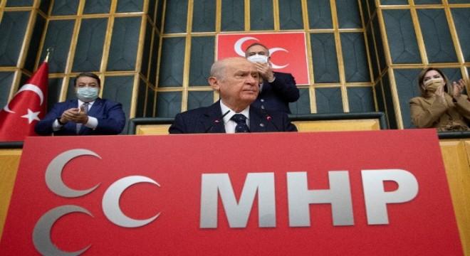 Bahçeli: CHP'nin, İYİ Parti'nin itirazları suç ve suçluyu koruma mahiyetindedir