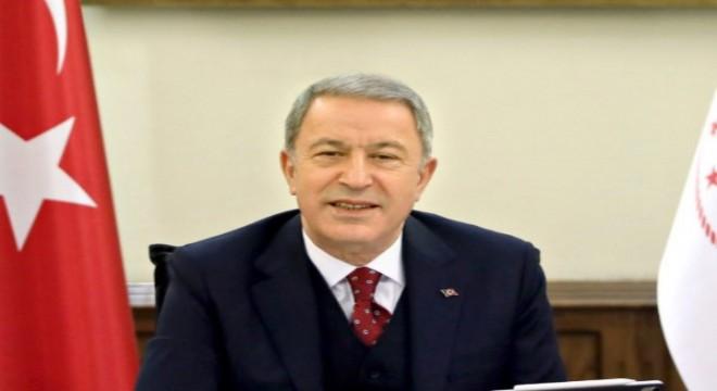 Bakan Akar, İngiltere Savunma Bakanı Wallece ile görüştü