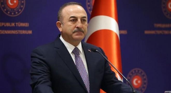 Bakan Çavuşoğlu'ndan sert çıkış: Rejimin saldırganlığı, arsızlığı artıyor