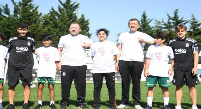 Beşiktaşlı futbolcular 'telafide ben de varım' dedi