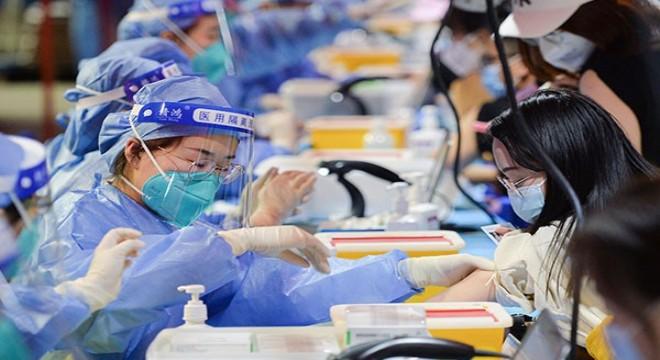 Beijing nüfusunun yüzde 76'sı ikinci doz aşılarını oldu