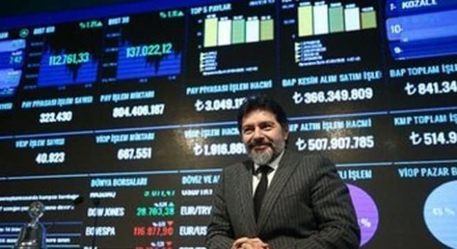 Borsa İstanbul Genel Müdürü Mehmet Hakan Atilla: Borsadan 2 sıfır atacağız