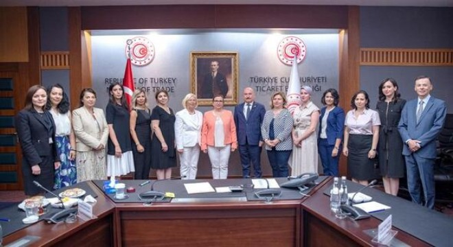 Türkiye Odalar ve Borsalar Birliği (TOBB) Ankara Kadın Girişimciler Kurulu Başkanı Belma Yılmazyiğit ve kurul üyeleri, 'İhracatçı Kadınlar Projesi' kapsamında çeşitli temaslarda bulundu.