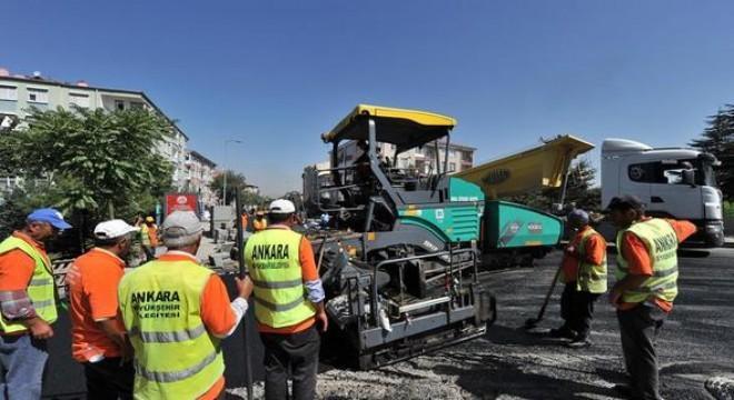 Büyükşehir'den asfalt açıklaması