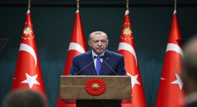Cumhurbaşkanı Erdoğan, AK Parti Kayseri İl Kongresine katıldı