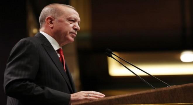 Cumhurbaşkanı Erdoğan, CSO binası açılış törenine katıldı