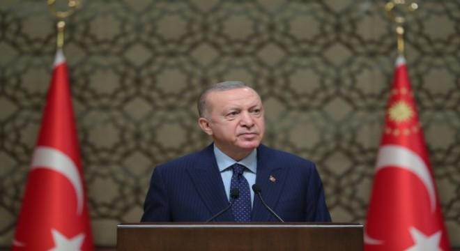 Cumhurbaşkanı Erdoğan, Güneydoğu Avrupa İşbirliği Süreci Zirvesi'nde konuştu