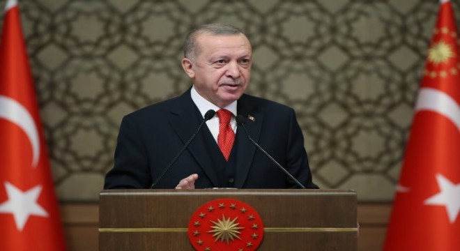 Cumhurbaşkanı Erdoğan, KKTC Meclisi'nde konuştu