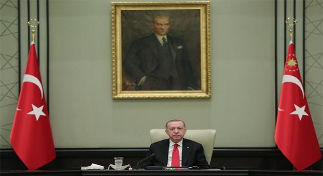 Cumhurbaşkanı Erdoğan, Sarıkamış - Karakurt - Horasan Yolu Açılış Töreni'ne katıldı