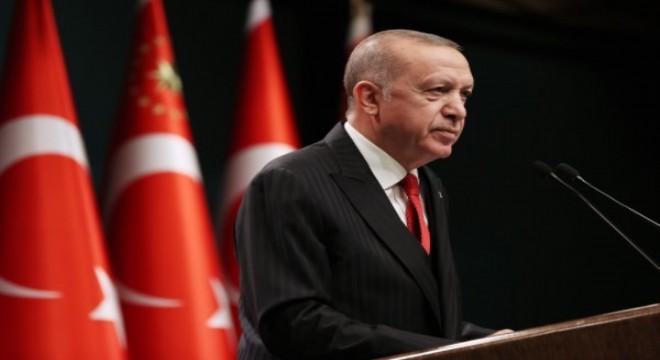 Cumhurbaşkanı Erdoğan, Türk Kadınına Seçme ve Seçilme Hakkı'nın verilişinin 86. yıl dönümü programına katıldı