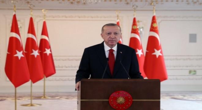 Cumhurbaşkanı Erdoğan Türk Konseyi Medya Forumu'na video mesaj gönderdi