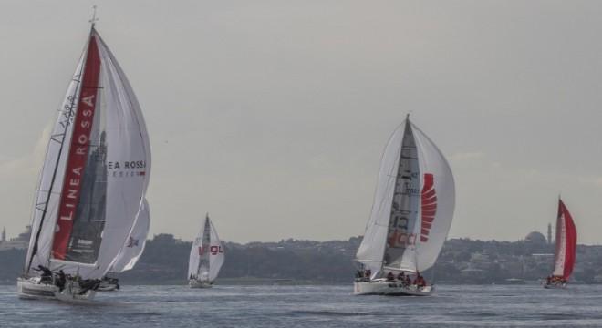 Cumhurbaşkanlığı Uluslararası Yat Yarışları Galataport İstanbul'da gerçekleşecek