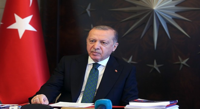 Cumhurbaşkanı Erdoğan, ABD Başkanı Donald Trump ile görüştü