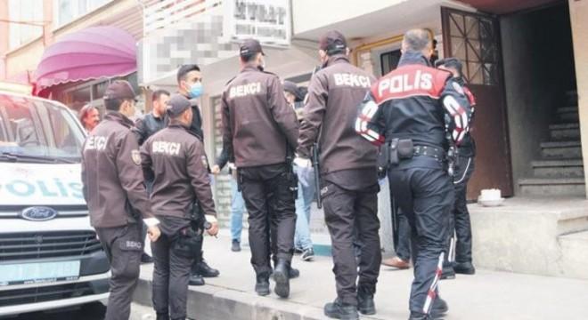 Dernekte okey oynayan 16 kişi gözaltına alındı