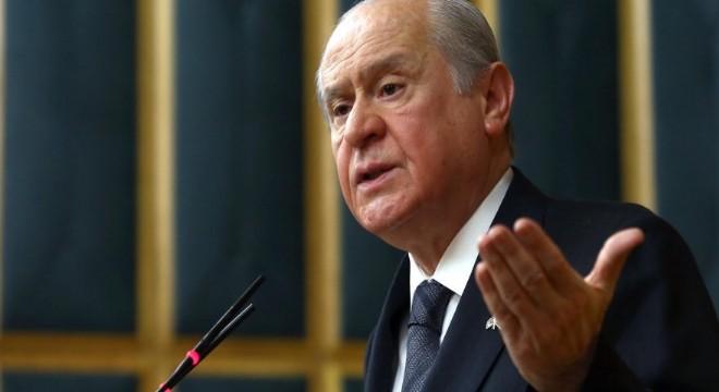 Devlet Bahçeli: Yansın Suriye, kahrolsun Esed!