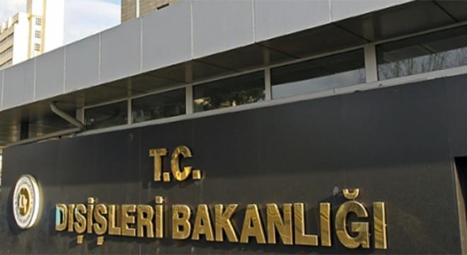 Dışişleri Bakanlığı, Yunanistan'ın Batı Trakya Türk Azınlığına ait 12 ilkokulu kapatmasını kınadı