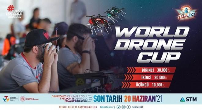 Drone yarışçıları TEKNOFEST'te yarışmak için hazır