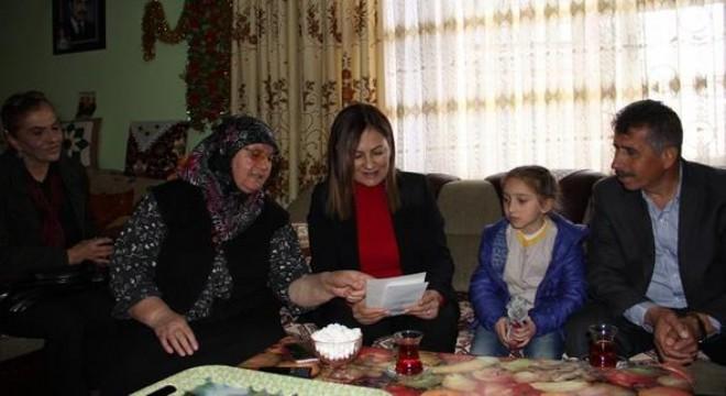 Efsa'dan Türkmen'e mektup