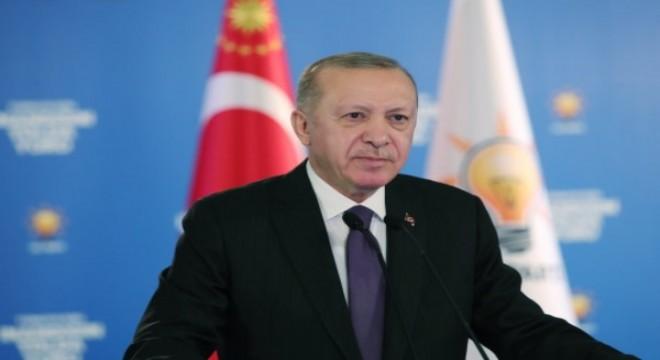 Erdoğan, AK Parti Eskişehir genişletilmiş il danışma toplantısına katıldı