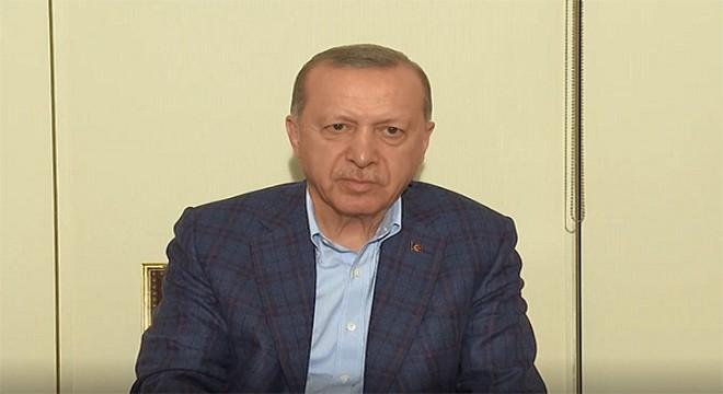 Erdoğan, Abbas ile görüştü