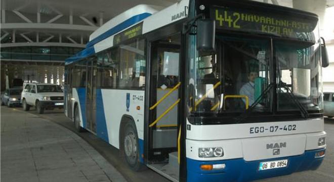 Esenboğa'ya EGO hattı 2023'e kadar mümkün değil