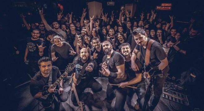 Grubumuzu Metallica şarkıları kurdu