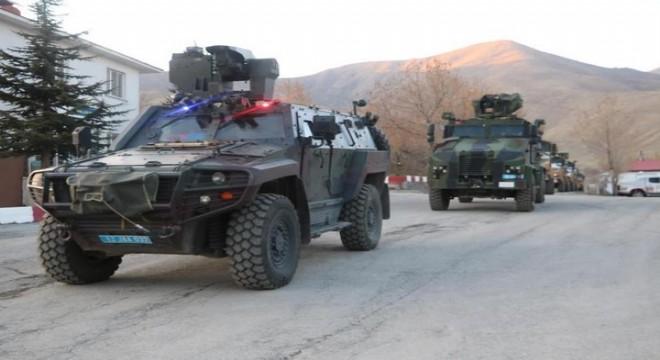"""İçişleri Bakanlığınca Bitlis'te """"Yıldırım-16 Sehi Ormanları"""" operasyonu başlatıldı"""