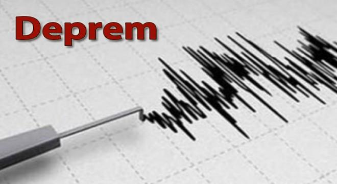 İstanbul Kartal'da deprem