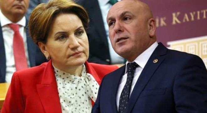 İyi Parti'den istifa eden İsmail Ok Meral Akşener'i topa tuttu!