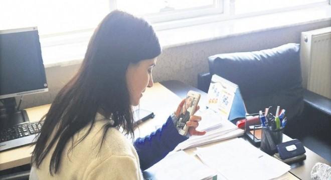 Keçiören'de koronavirüse karşı onlıne eğitim