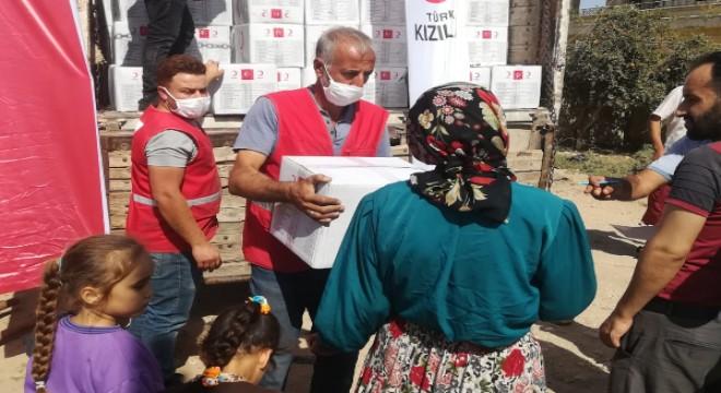 Kızılay, Dünya Mülteciler Günü'ne dikkat çekti