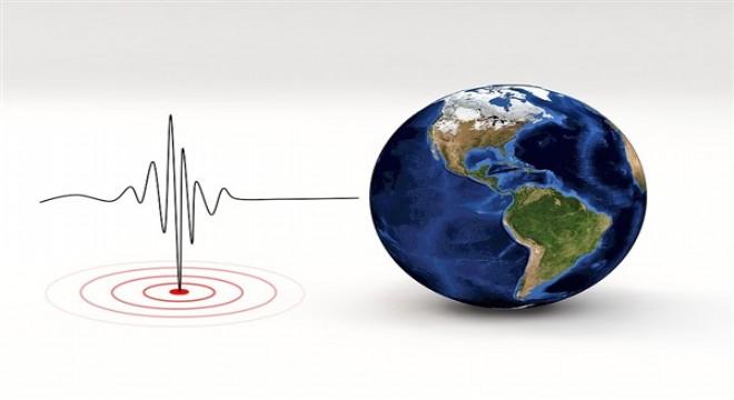 Malatya'da 3.9 şiddetinde deprem oldu