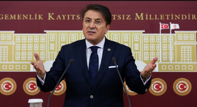 Milletvekili Aydemir: 'Türk Milleti dualı Millettir'