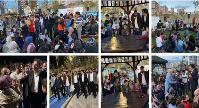 Milletvekili Aydemir Gençlerle istişare etti